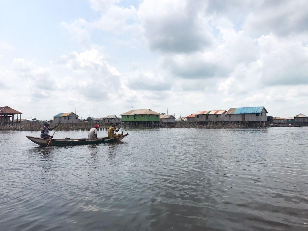 ベナンの水上都市